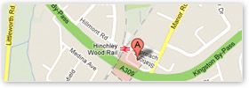 Hinchley Wood Practice